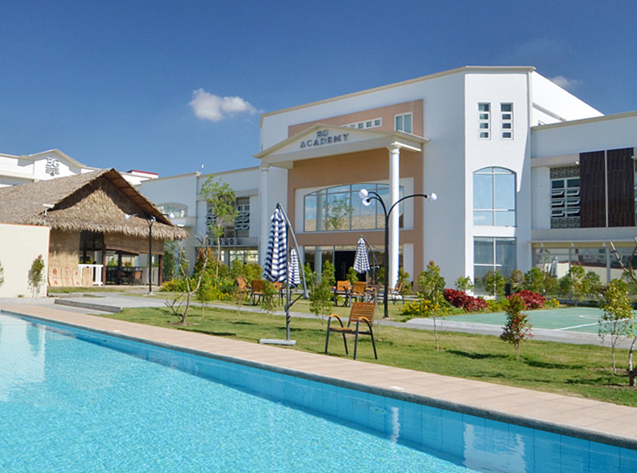 フィリピン留学 EG Academy