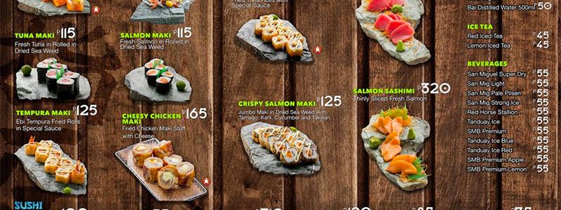 日本食レストランなどは現地にありますか?