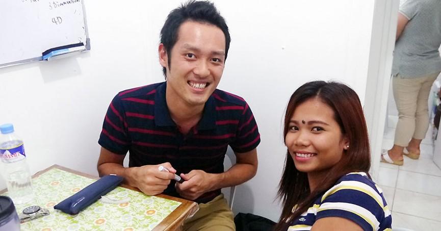 電子部品製造業 技術者 S.M様の English Fella フィリピン留学体験