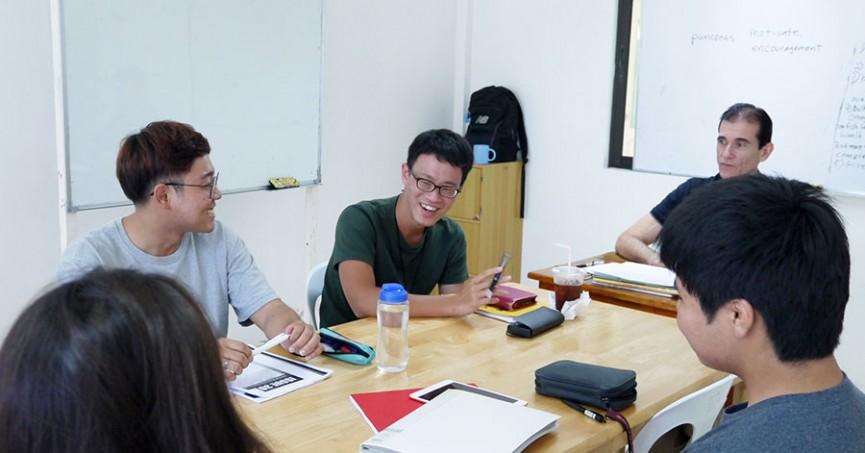 電子部品製造業 技術者 S.T様の English Fella フィリピン留学体験