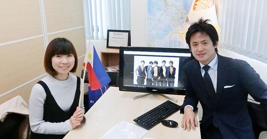 セブ + ソウル 2ヶ国留学 ?  Sさんの留学カウンセリング