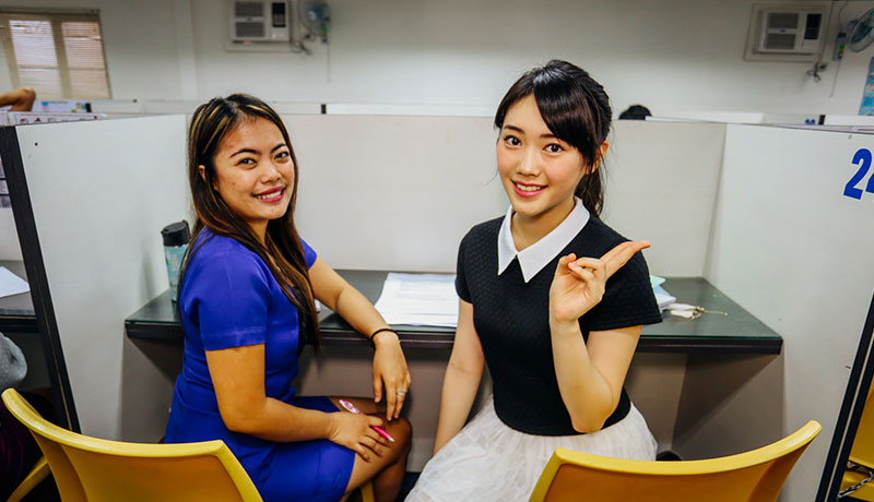 フィリピン留学 First English Global College in セブ島 - Student