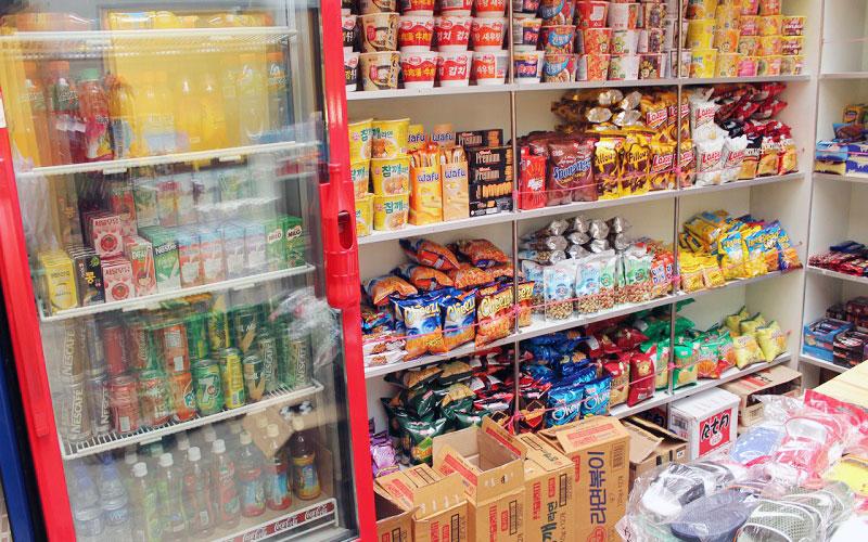 フィリピン留学 HELP LONGLONG - 売店
