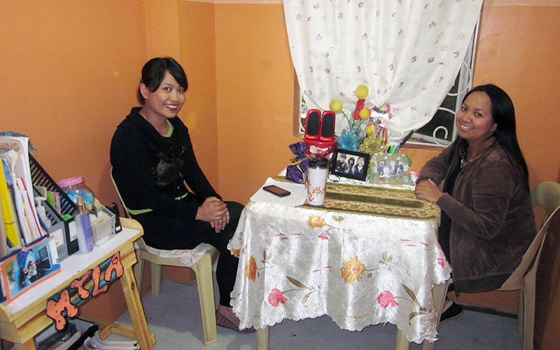 フィリピン留学 HELP LONGLONG - マンツーマン授業