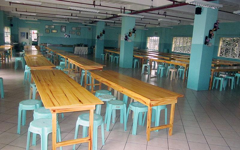 フィリピン留学 HELP LONGLONG - 学食