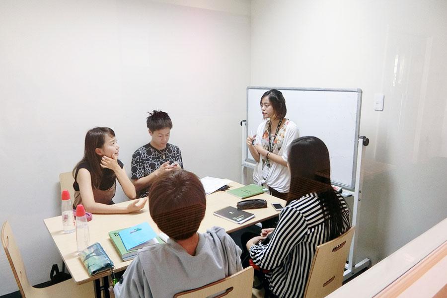フィリピン留学 IDEA Academia - グループレッスン