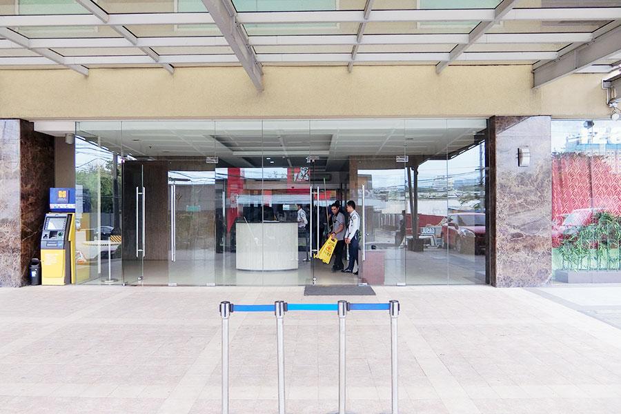 フィリピン留学 IDEA Academia - キャンパス エントランス