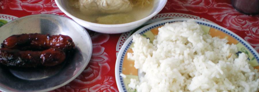 フィリピンの食文化-主食