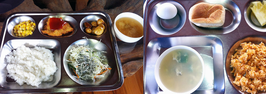 フィリピンの食文化-学食
