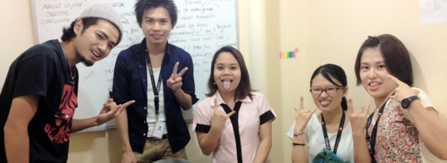 フィリピン留学 - Kさんの親子フィリピン留学体験