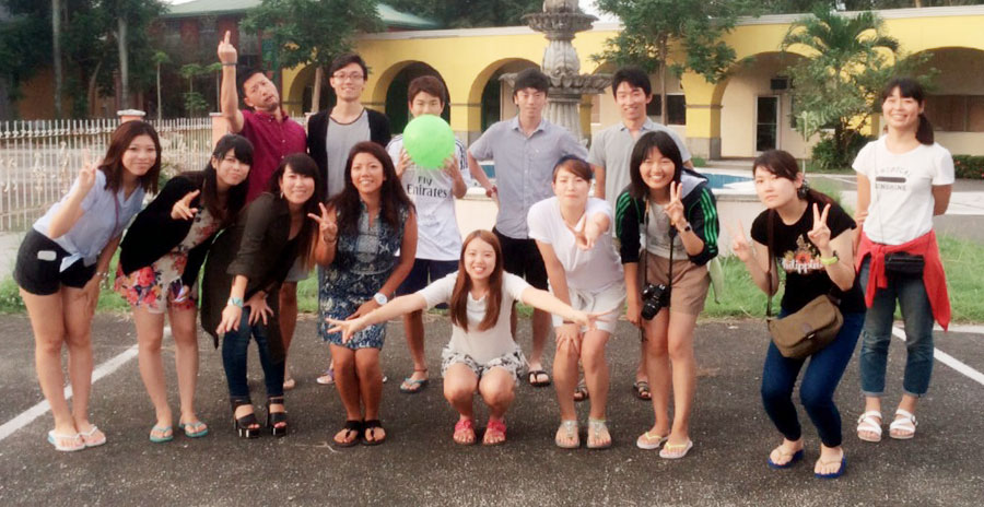 フィリピン留学体験談 - 私も英語を話せるようになって、海外で仕事をしてみたい!