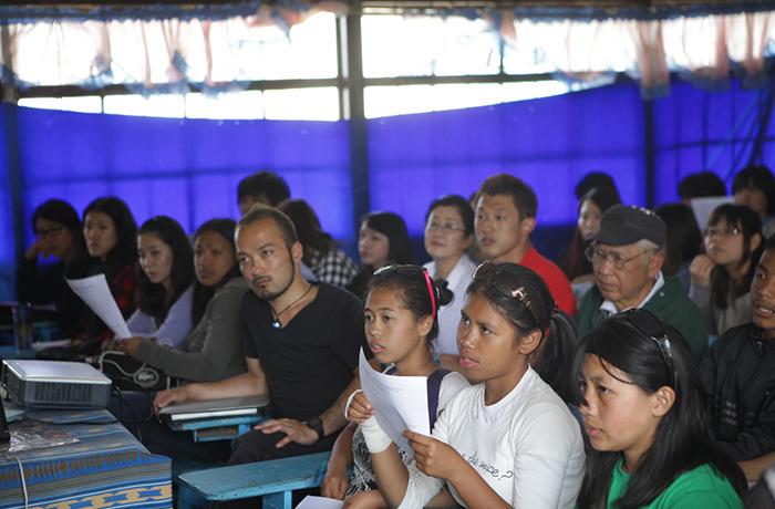 フィリピン留学 BECI バギオ ボランティア活動 by CEBU21
