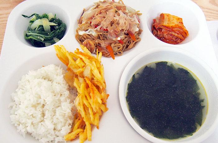 フィリピン留学 JIC CEBU - 昼食