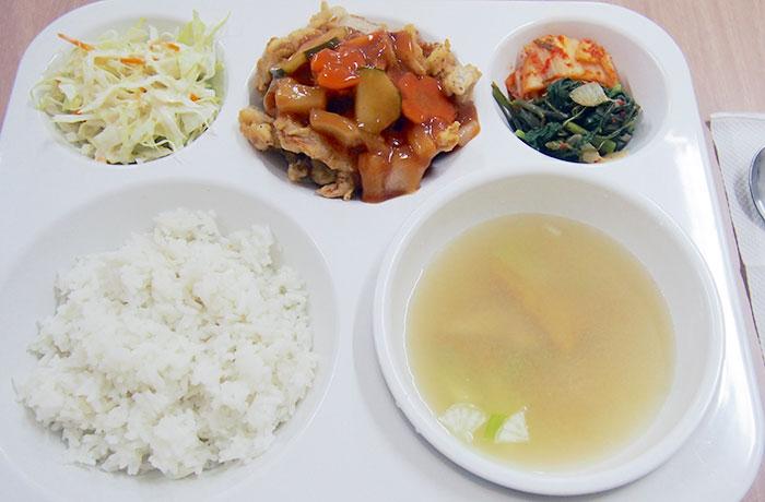 フィリピン留学 JIC CEBU - 夕食