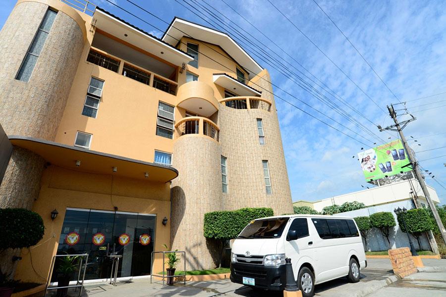 フィリピン留学 Cebu English Academy - 学校外観