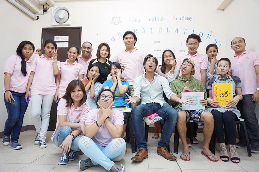 フィリピン留学 Cebu English Academy - 講師陣