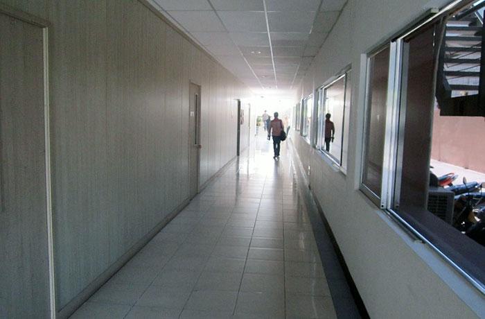 フィリピン留学 JIC CEBU - 廊下