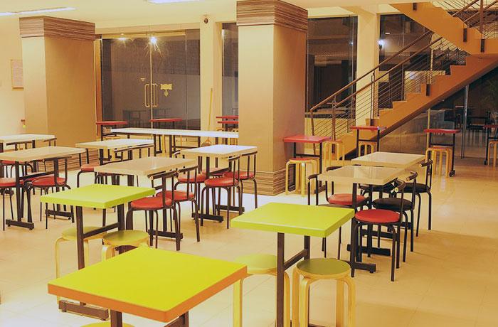 フィリピン留学 JIC CEBU - カフェテリア