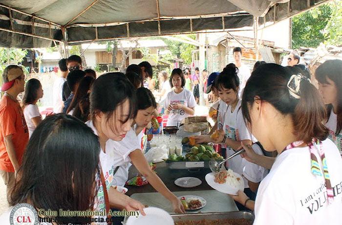 フィリピン留学 JIC CEBU - ボランティア体験_I