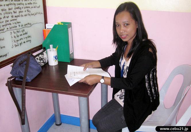 フィリピン留学 JIC CEBU - フィリピン講師
