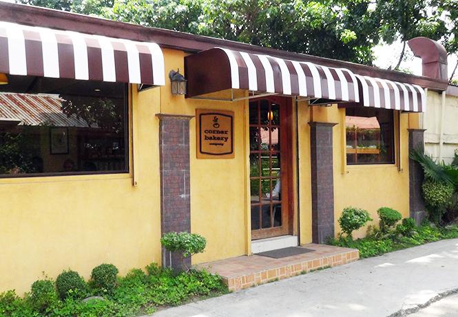 フィリピン留学 JIC CEBU - パン屋!