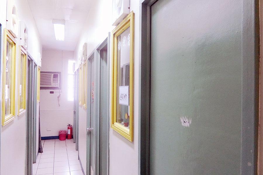 フィリピン留学 CNN International Language School  校舎内の様子2