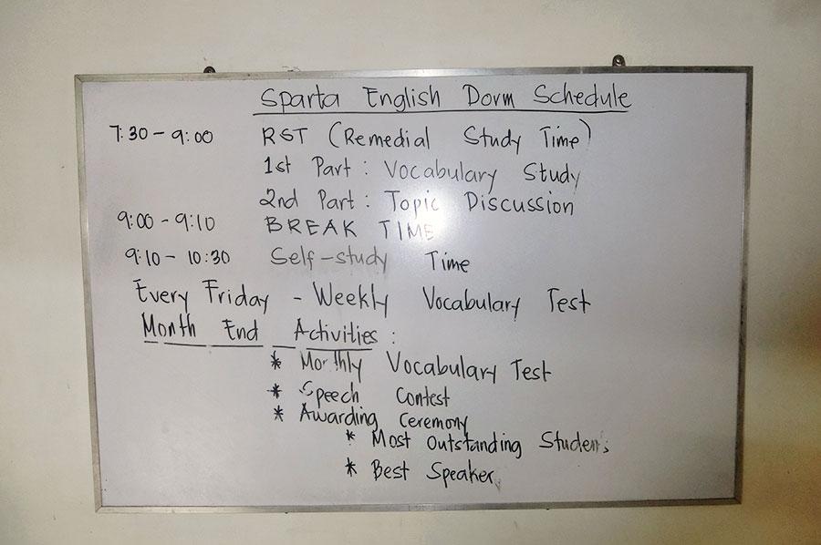 フィリピン留学 CNN International Language School  RST授業の内容