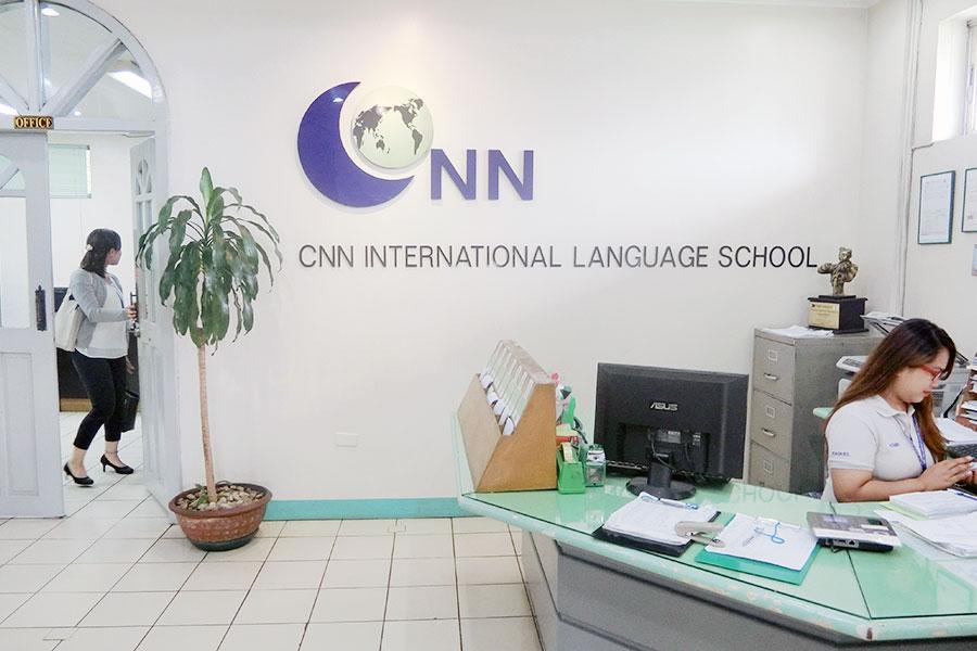 フィリピン留学 CNN Quezon by CEBU21