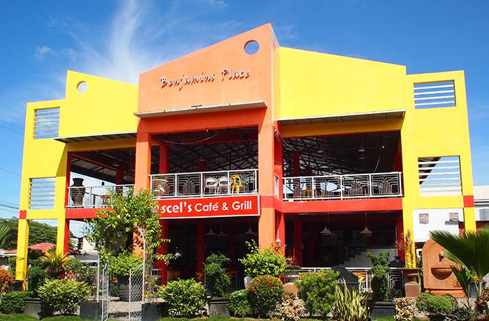 フィリピン留学 English Fella 2 - Fella1すぐ近くのフィリピンレストラン