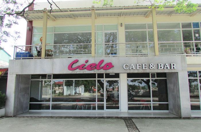 フィリピン留学 EG Academy - 近隣のカフェ&バー