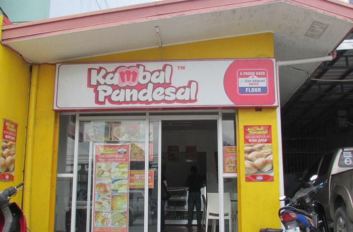 フィリピン留学 EG Academy - 近隣のパン屋