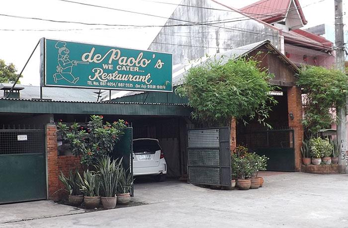 フィリピン留学 EG Academy - 近隣のレストラン
