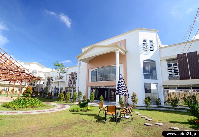 フィリピン留学 EG Academy - EG Academyの全景