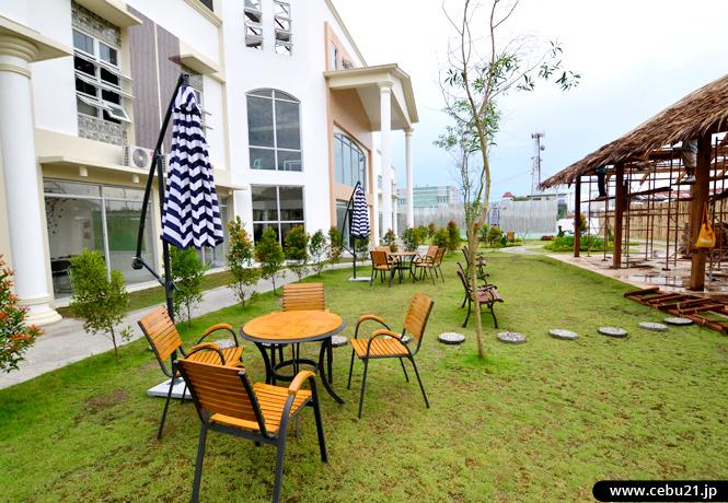 フィリピン留学 EG Academy - EGの素敵な休息空間