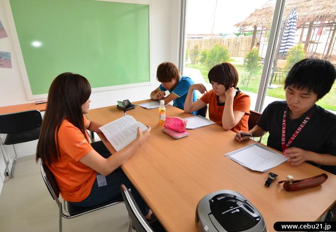 フィリピン留学 EG Academy - リスニンググループ授業