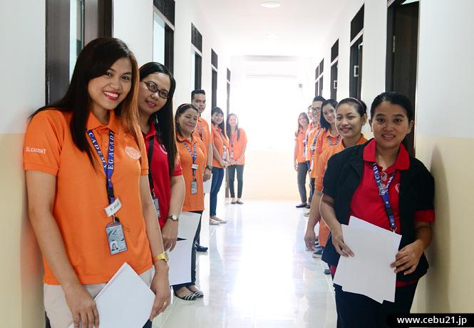 フィリピン留学 EG Academy - EG Academy先生たち
