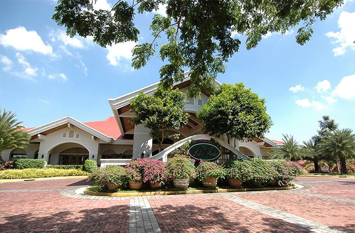 フィリピン留学 E&G International Language Center Wifi使用可能なカフェラウンジ