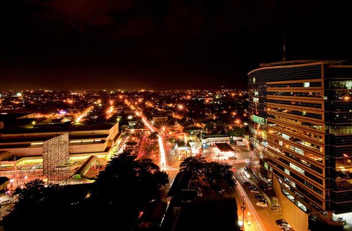 フィリピン留学 E&G International Language Center 人気のジム施設