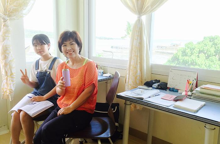 フィリピン留学 E&G International Language Center 食事風景