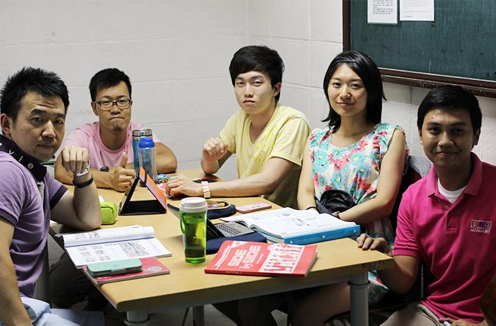 フィリピン留学 E&G International Language Center 食事