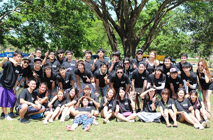 フィリピン留学 E&G International Language Center 人気のズンバクラスは平日開催