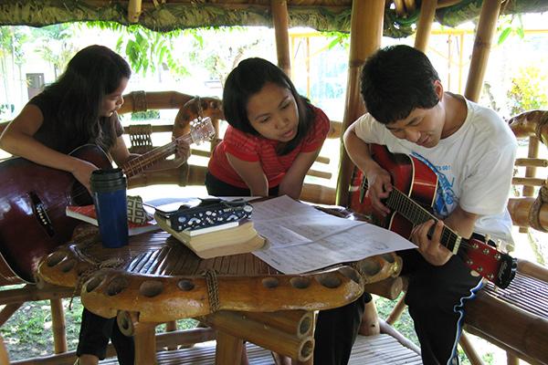 フィリピン留学 E&G International Language Center by CEBU21