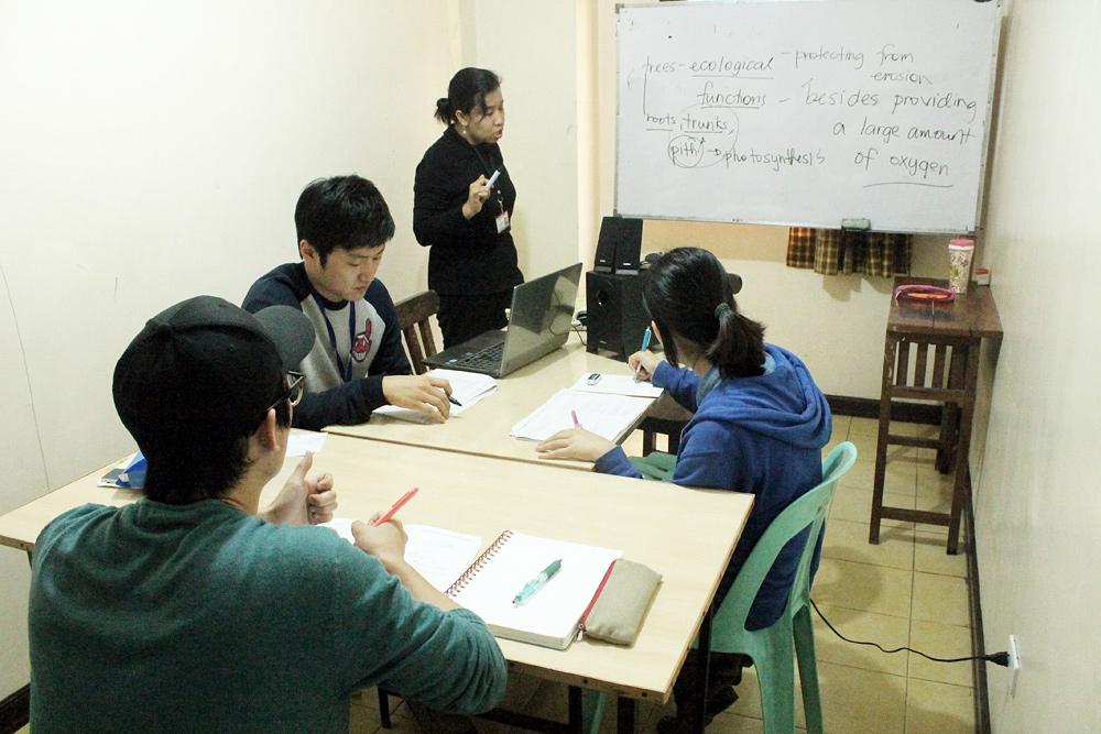 グループクラス(TOEFL)