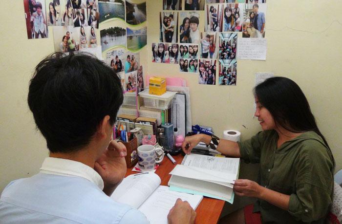 フィリピン留学 JIC CEBU - マンツーマン授業