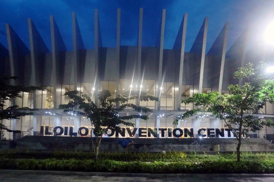 フィリピン留学 MK EDUCATION International Language school イロイロコンベンションセンター