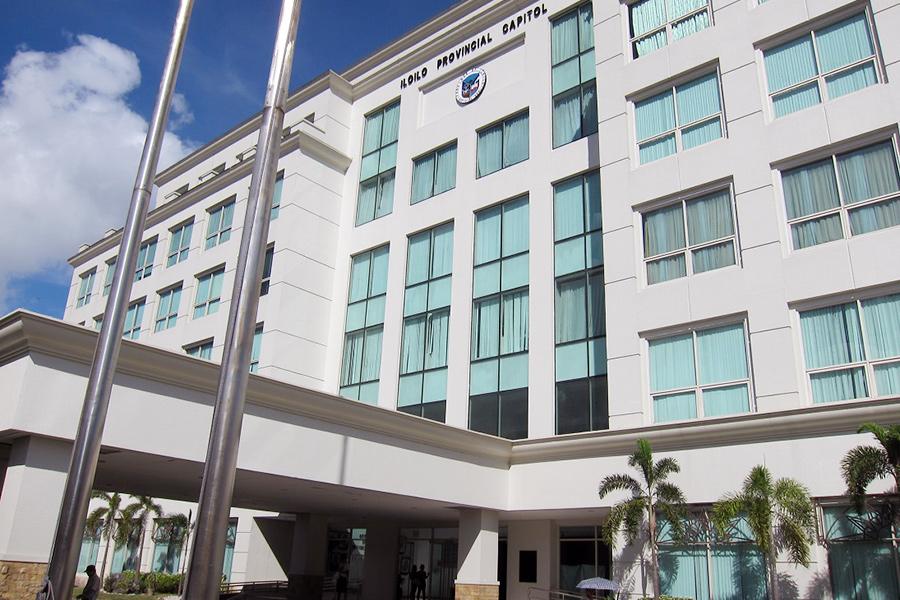 フィリピン留学 MK EDUCATION International Language school イロイロ市庁舎