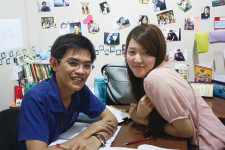 フィリピン留学 MK EDUCATION International Language school by CEBU21