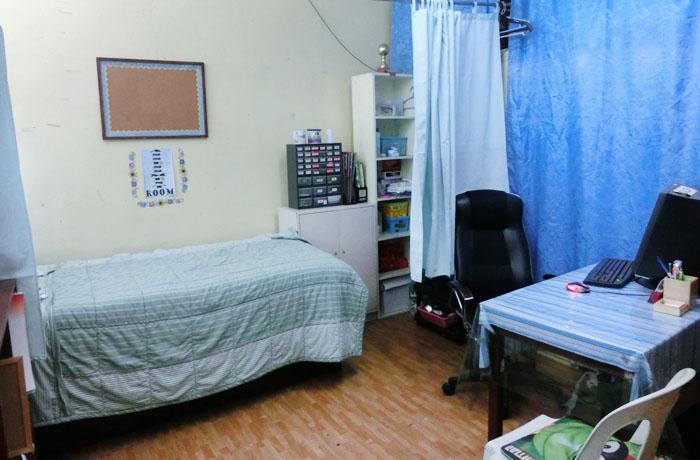 フィリピン留学 JIC CEBU - 保健室