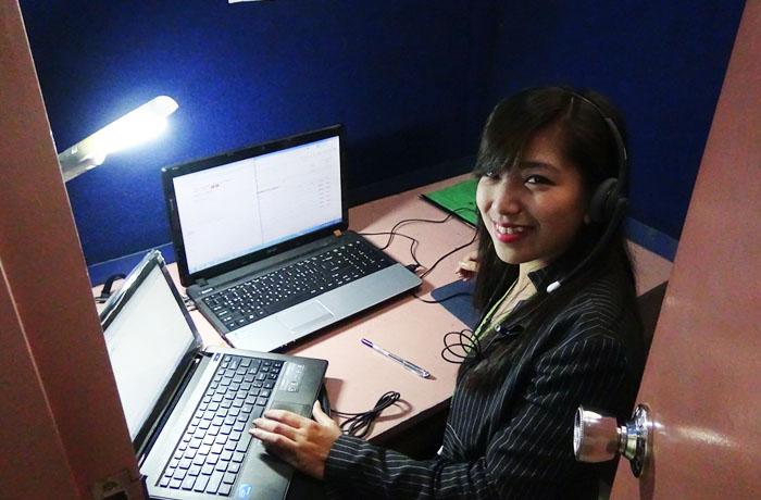 フィリピン留学 JIC CEBU - 講師