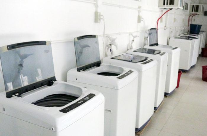 フィリピン留学 QQ English Seafront - 洗濯は各自で行います(もの干し有)